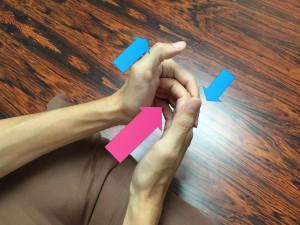 脳卒中手指運動①001
