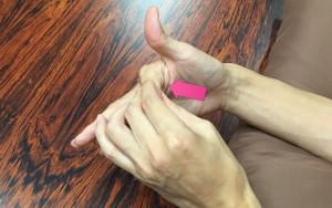 脳卒中手指運動②001