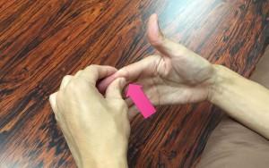 脳卒中手指運動②004
