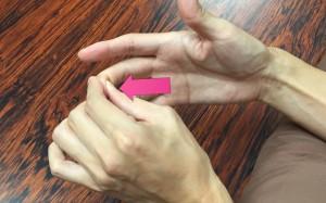 脳卒中手指運動②009