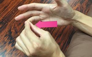 脳卒中手指運動②012
