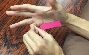 脳卒中手指運動②014
