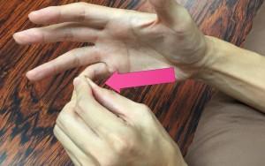 脳卒中手指運動②015