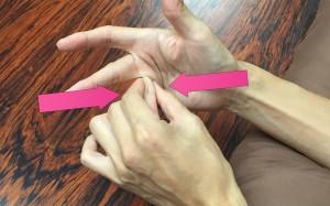 脳卒中手指運動③010