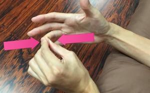 脳卒中手指運動③012