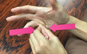 脳卒中手指運動③013
