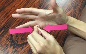 脳卒中手指運動③014