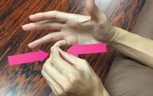 脳卒中手指運動③015