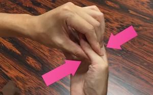 脳卒中手指運動④001