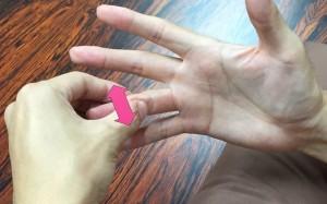 脳卒中手指運動④013