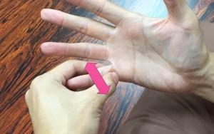 脳卒中手指運動④015