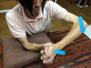 脳卒中手首運動002